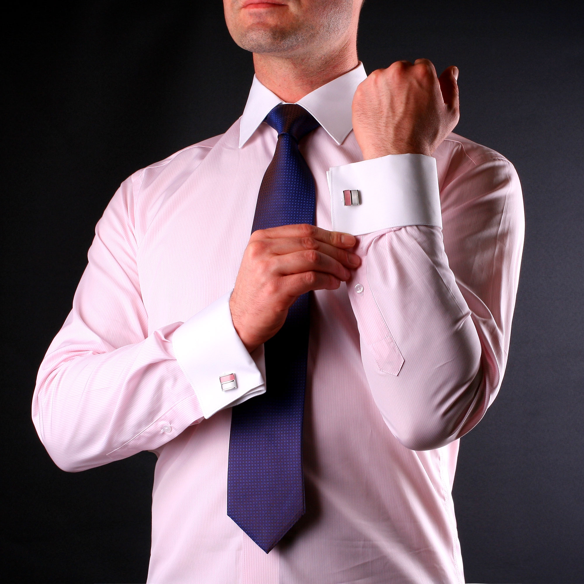 French cuff shirt all about men shirts by opalona for Mens white french cuff shirt